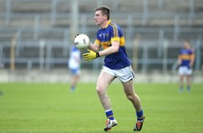 Tipperary footballers lose dual star to senior hurlers and another could follow
