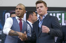 Is Canelo the man to dethrone middleweight king Cotto?