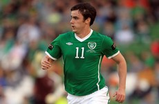St Pat's have added a former Irish international to their ranks for next season