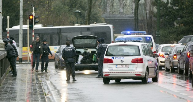 Belgium on highest possible alert level amid warning of 'Paris-style' attack