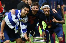 Life after Messi? Neymar and Suarez give Barca food for thought