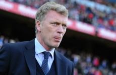 Manchester United need 'overall change', warns Moyes