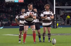 Bakkies Botha's pro career ended with a comical conversion attempt