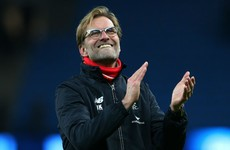 Jurgen Klopp hails 'big step and big day' for Liverpool