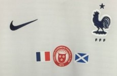 SPL club to wear special one-off shirt today in tribute to Paris victims