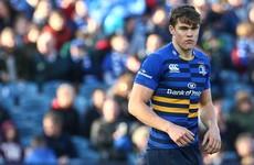 Analysis: Ringrose, McGrath and van der Flier bursting for Leinster starting roles