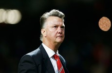Van Gaal confident Manchester United will progress in Champions League