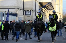 Police confirm White Hart Lane stabbing before London derby