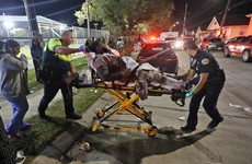 At least 16 injured in shooting at New Orleans playground