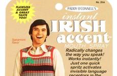 Here is every Irish emigrant's least favourite joke