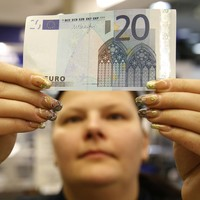 The poor euro is getting pummelled again