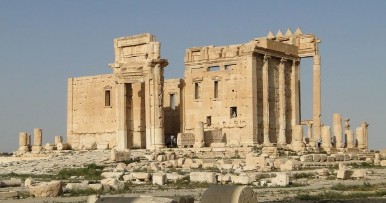 Ancient Buildings Of The World