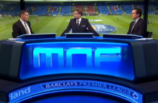 Jamie Carragher and Gary Neville dissect Liverpool's demolition of Man City on MNF