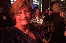 Baz Ashmawy's mammy won an International Emmy last night and was 100% awesome