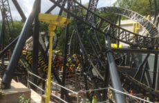 Alton Towers says horror crash was caused by 'human error'