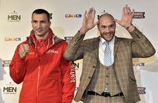 Fury in 'peak condition' ahead of Klitschko showdown