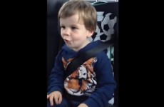 Watch this three-year-old belting out Kings of Leon in a Cork accent