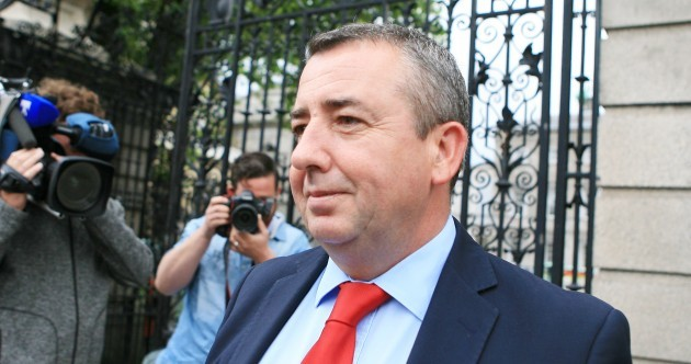 Rescued: The banking inquiry will now write a much shorter report