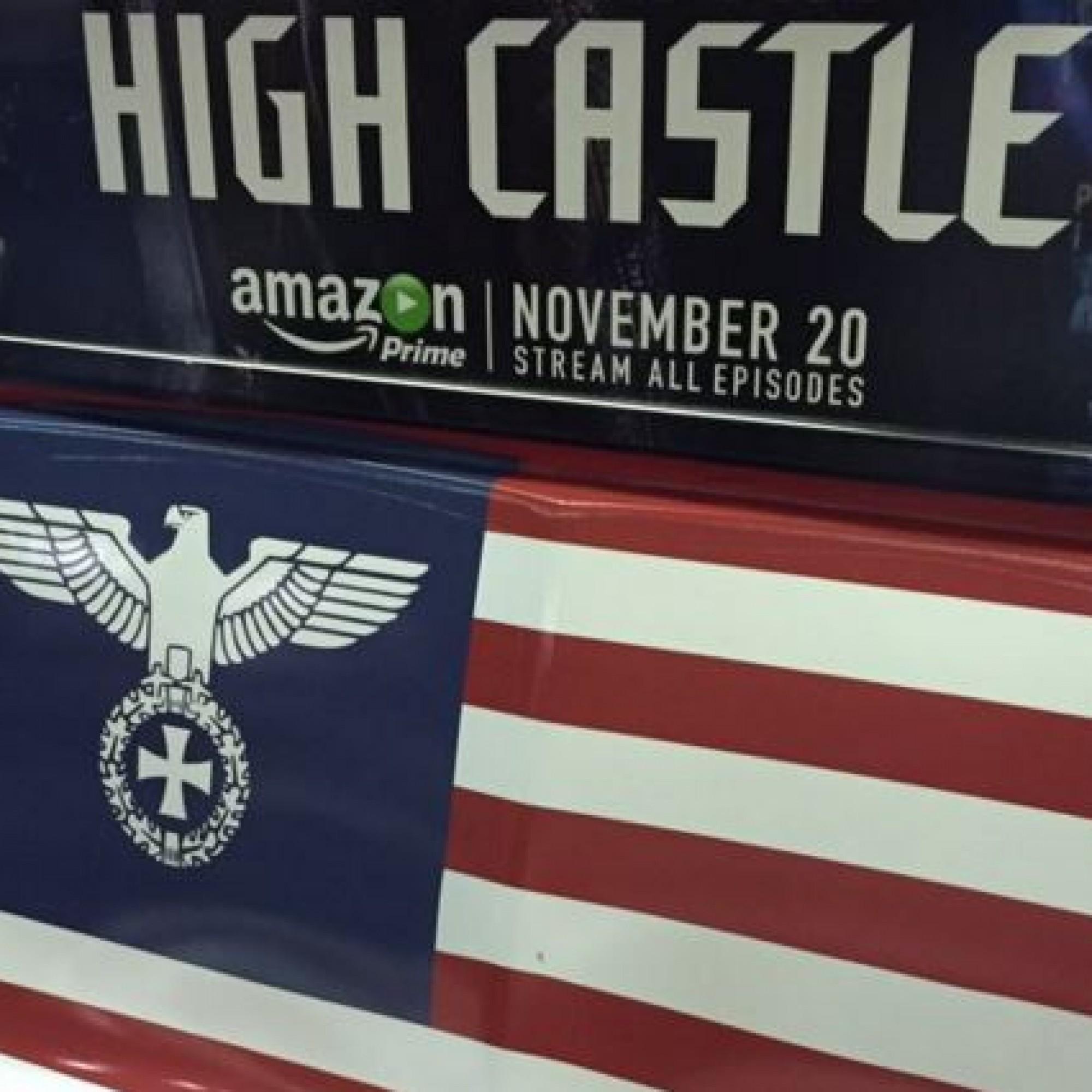 Amazon pulls Nazi ads following backlash in New York