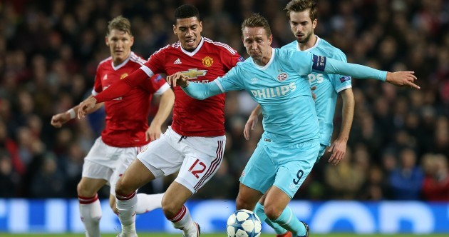 As it happened: Manchester United v PSV, Uefa Champions League
