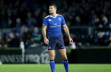 Rob Kearney back for Leinster as they prepare for Ulster clash
