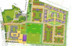 Plans for a 381 home development beside a Dublin park are not going down well
