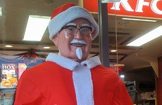 In Japan, KFC is at the heart of Christmas festivities