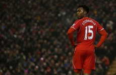 Days after recovering from a knee injury, Daniel Sturridge is injured again