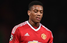 Ranieri backs Martial to find his feet at United