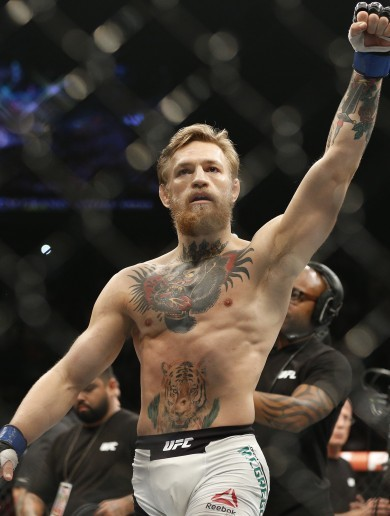 John Kavanagh: Part of me can see this fight being over in 60 seconds