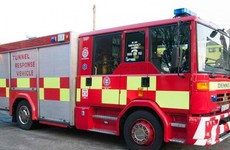 A Dublin fire crew went on their Christmas party and saved a man who collapsed at the bar