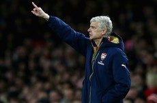 Arsene Wenger has had to defend the Gunners' 14-minute flight to Norwich
