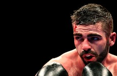 Ireland's Jono Carroll remains undefeated with victory on Klitschko-Fury undercard