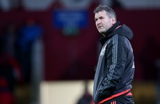 Munster coach Foley not surprised by Connacht display