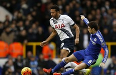Harry Kane and Spurs thwarted by Chelsea in full-blooded London derby
