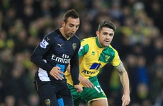 Brady in stunning form as Norwich claim point against Gunners