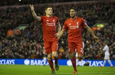 Sturridge and Henderson return as Milner penalty settles scrappy Anfield contest