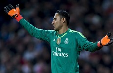 Navas: Real Madrid back on track in title race