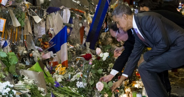 Bataclan tributes: 'Each of these numerous bouquets laid here carries much sadness'