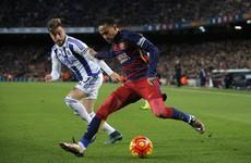 Neymar ready to join Messi and Ronaldo among football's elite