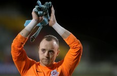 Sligo Rovers have bagged themselves the PFAI Goalkeeper of the Year