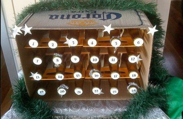 Diy Whiskey Advent Calendar : Ways to diy your own booze filled advent calendar · the