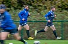 Attacking efficiency in the 22 the next step for Leinster — Dempsey