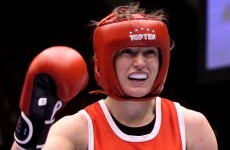 Taylor batters her way into world semi-finals