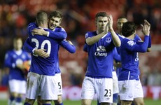 Gerard Deulofeu's magic sends Everton through to League Cup semi-finals