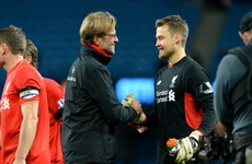 Klopp rules out January move for goalkeeper after praising Mignolet as 'smartest' he's had