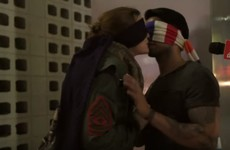 These people agreed to shift a stranger while blindfolded and guess what they look like