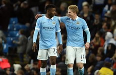 Manchester City and Stoke make light work of Championship opposition to safely advance