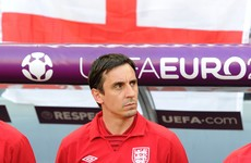 Gary Neville appointed Valencia head coach until the end of the season