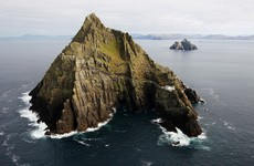 Skellig Michael's obscurity is about to end 'in a blaze of silver-screen glory'
